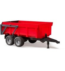 Bruder - Tipping Trailer, Red (2211)