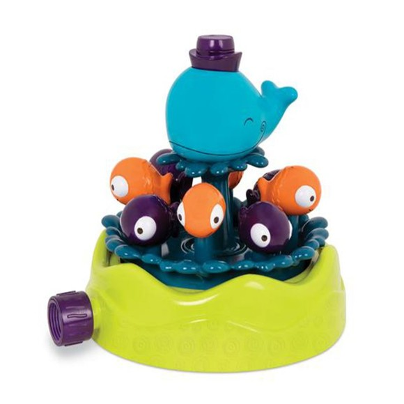 B. Toys - Whirly Whale Sprinkler (1527)