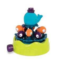 B. Toys - Whirly Whale Vandspreder (1527)