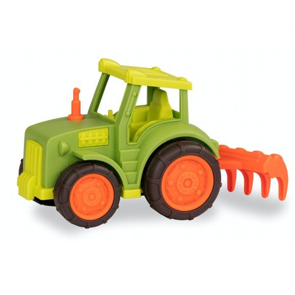 Wonder Wheels - Tractor with Rake (1019)