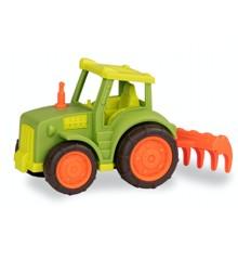 Wonder Wheels - Traktor med rive (791019)