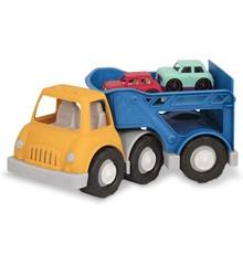 Wonder Wheels – Biltransport med 2 biler (791020)