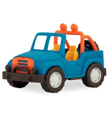 Wonder Wheels - 4 X 4, Blue (1021)