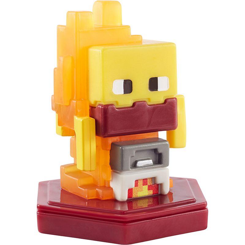 Minecraft - Boost Mini Figure NFC Chip Enabled - Smelting Blaze (GKT34)