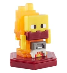 Minecraft - Boost Mini Figure NFC Chip Enabled - Smelting Blaze (GKT34)