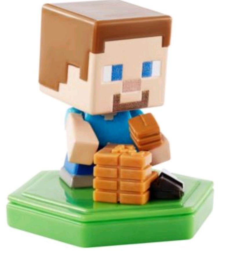 Minecraft - Boost Mini Figure NFC Chip Enabled - Steve (GKT36)