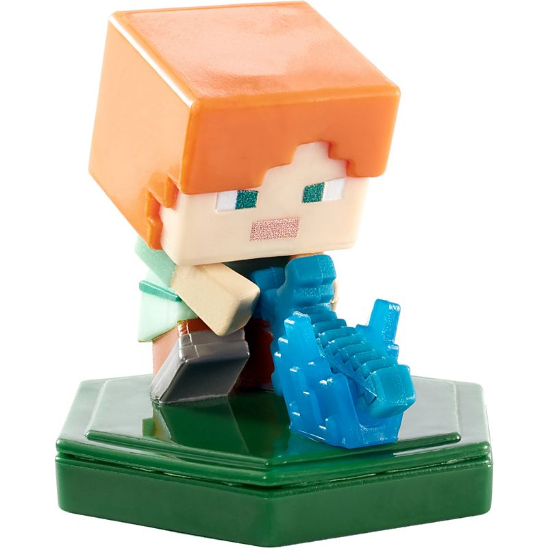 Minecraft - Boost Mini Figure NFC Chip Enabled - Attacking Alex (GKT37)