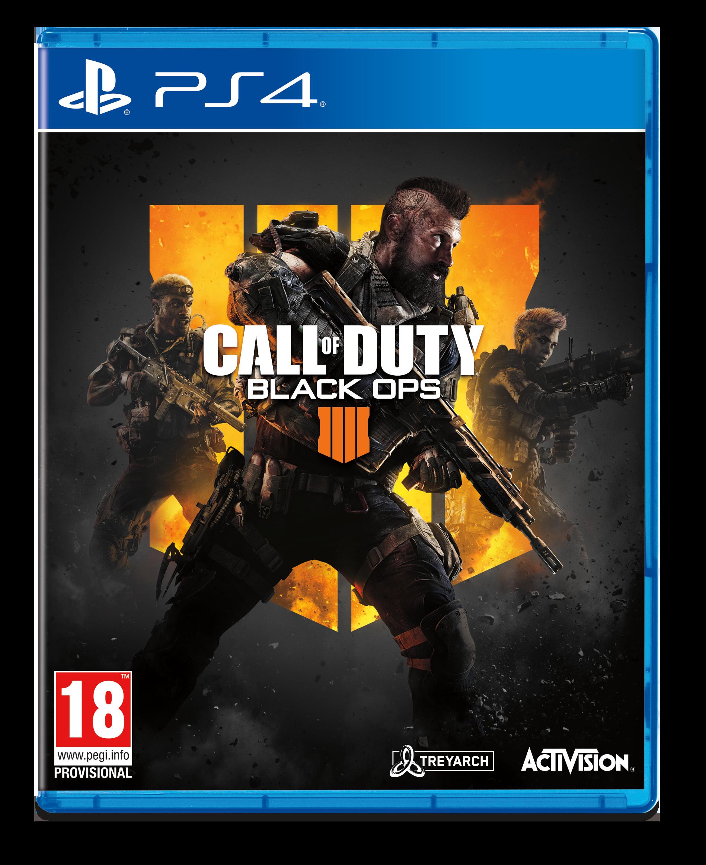 Bilde av Call Of Duty: Black Ops 4 (fr)