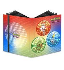 Pokemon - 4 Lomme Mappe - Sword & Shield Galar Starters (Pokemon Kort Mappe) (ULT15354)