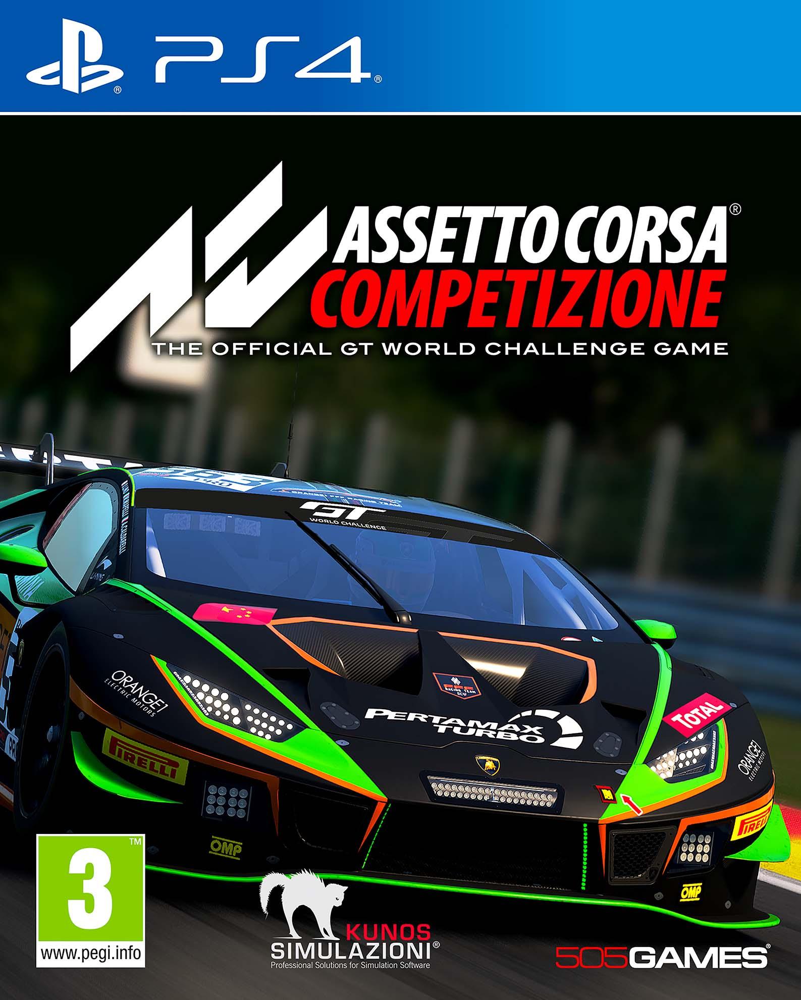 Bilde av Assetto Corsa Competizione