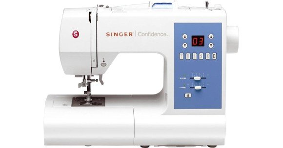 Singer - Confidence 7465 - Sewing Machine