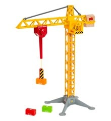 BRIO - Construction Crane with Lights (33935)
