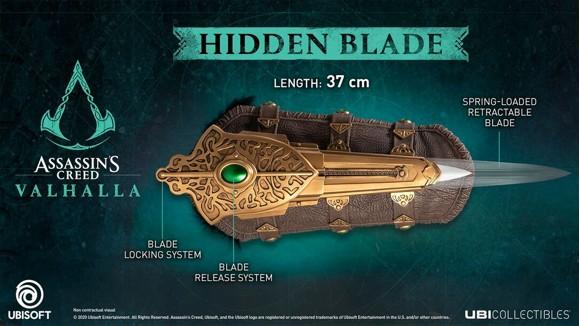 Assassin's Creed Valhalla - Eivor's Hidden Blade