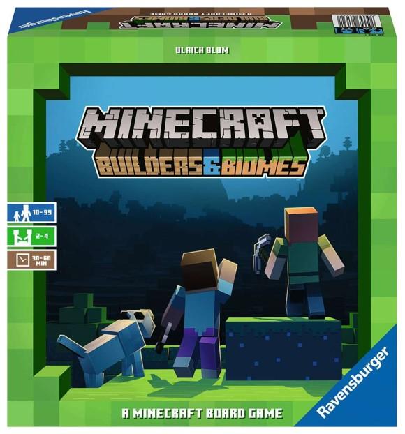 Ravensburger - Minecraft Board Game (10826878)