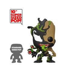Funko! POP - Vinyl Marvel: Max Venom - Groot 25 cm (46866)