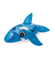 Bestway - Whale Ride-on - Blue