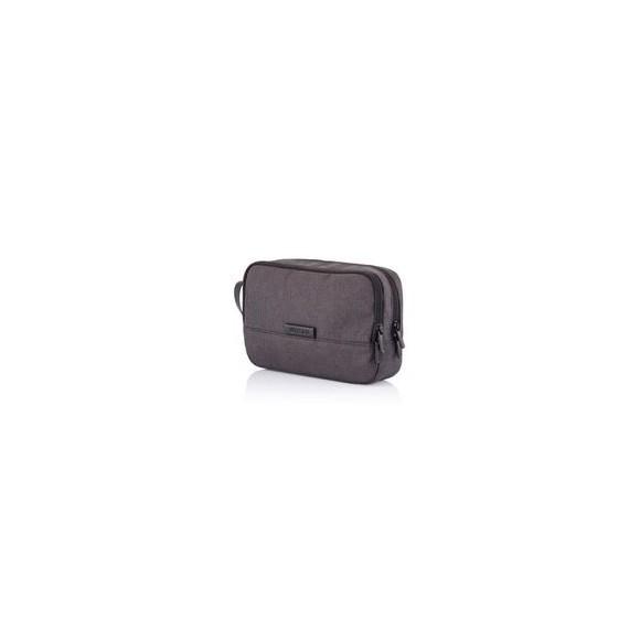 XD Design - Toiletry Bag - Grey/Black (P703.061)