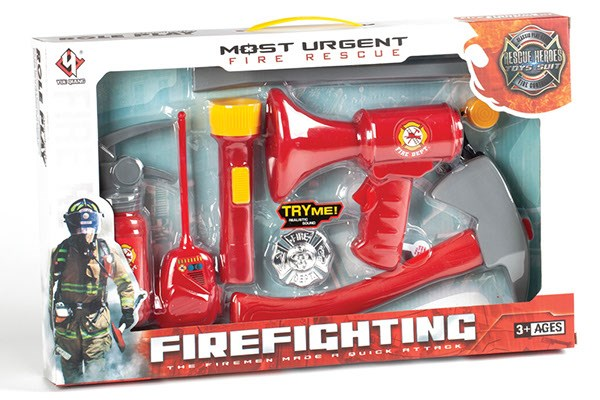 Fireman Set - Small (520355)