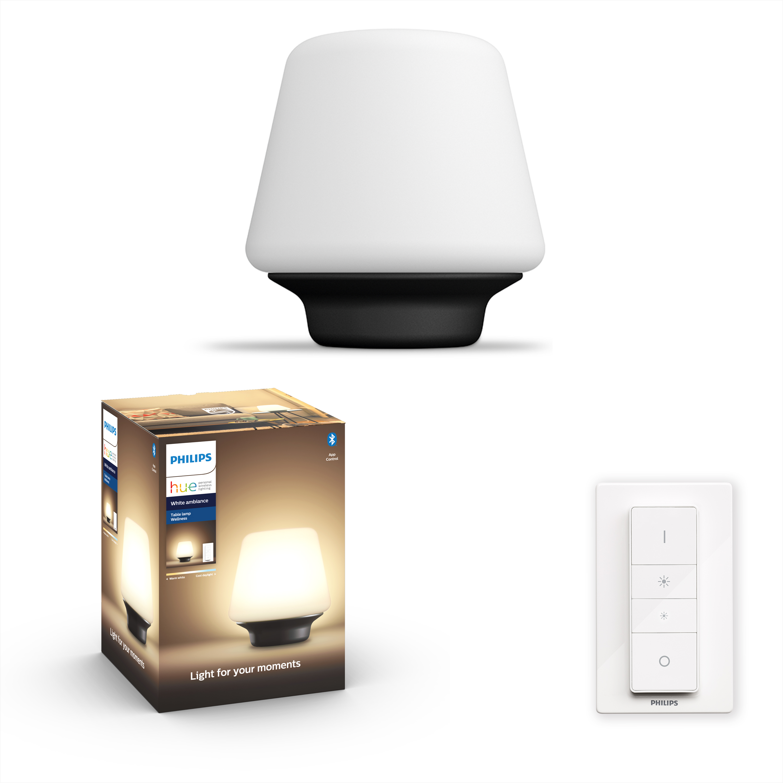 Philips Hue Wellness Hue Table Lamp White Ambiance