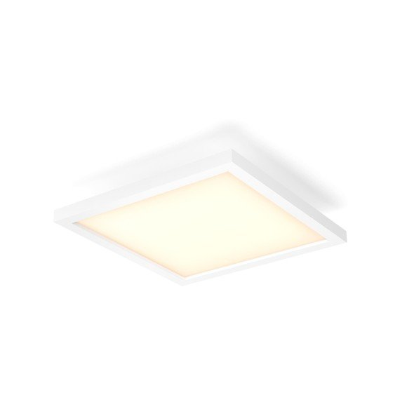 Philips Hue - Aurelle Hue Panel Ceiling Lamp - White Ambiance Bluetooth