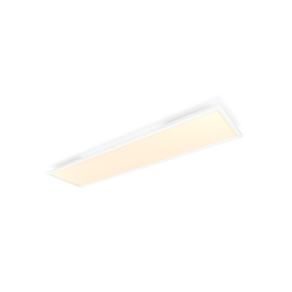 Philips Hue - Aurelle Hue Panel REC 46.5W ceiling lamp - White Ambiance Bluetooth