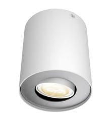 Philips Hue - Pillar Hue ext. spot single spot white 1 - White Ambiance Bluetooth