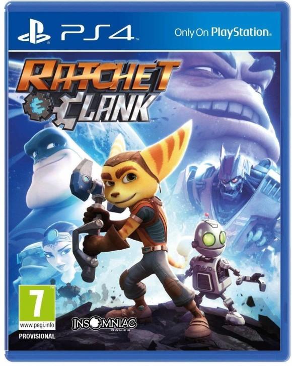 Ratchet & Clank (UK/Arabic) (Bundle Copy)