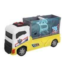Wild Quest - Shark Transport Truck (549211)