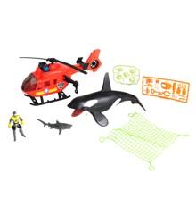 Wild Quest - Killer Whale Rescue Set (549202)