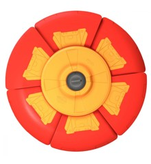 Slider Disc - Rød