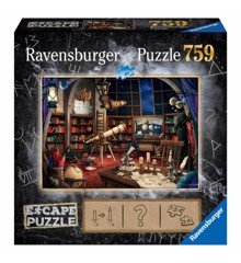 Ravensburger - ESCAPE  Puzzle 1 - Space Observatory, 759 pc