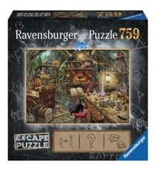 Ravensburger - ESCAPE Puzzle 3 - Kitchen of a witch, 759 pc