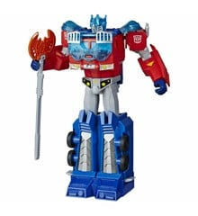 Transformers - Cyberverse Ultimate - Optimus Prime (E7112)