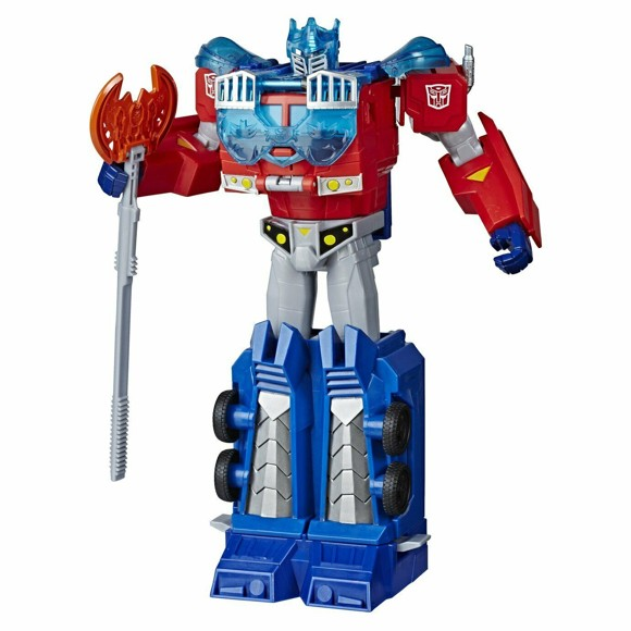Transformers - Cyberverse Ultimate - Optimus Prime (E7112)