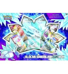 Pokemon - Alolan Sandslash GX Box (POK80478) (Pokemon Kort)