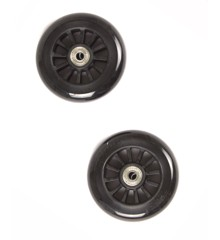 My Hood - 2 Wheels for Trick Scooters 100 mm - Black/Black (505081)