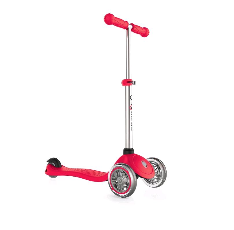GLOBBER - Scooter - PRIMO V2 - Red (422-102-3)