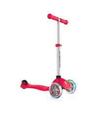 GLOBBER - Løbehjul- PRIMO m/Lys V2 - Rød