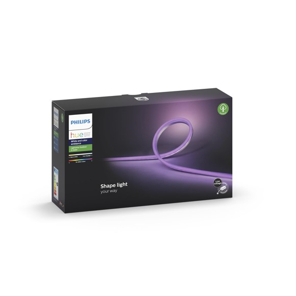 Philips Hue - Lightstrip Outdoor 5m - White & Color Ambiance
