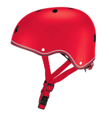 GLOBBER - Helmet Primo Lights (48-53 cm) - Red (505-102)
