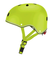 GLOBBER - Helmet Primo Lights (48-53 cm) - Green (505-106)