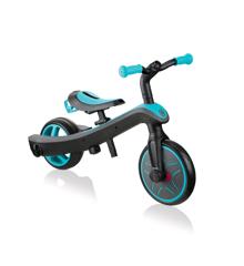 GLOBBER - Trike Explorer 2-i-1 Løbecykel - Blå