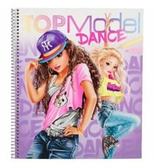 Top Model - Colouring Book - Dance (410959)