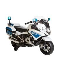 Azeno - El Motorcykel - 12V Politi (DEMO)