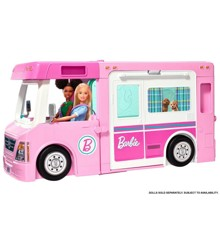Barbie - 3-in-1 Dream Camper (GHL93)