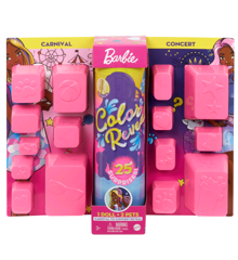 Barbie - Color Reveal Doll - 25 Surprises - Day-to-Night (GPD54)