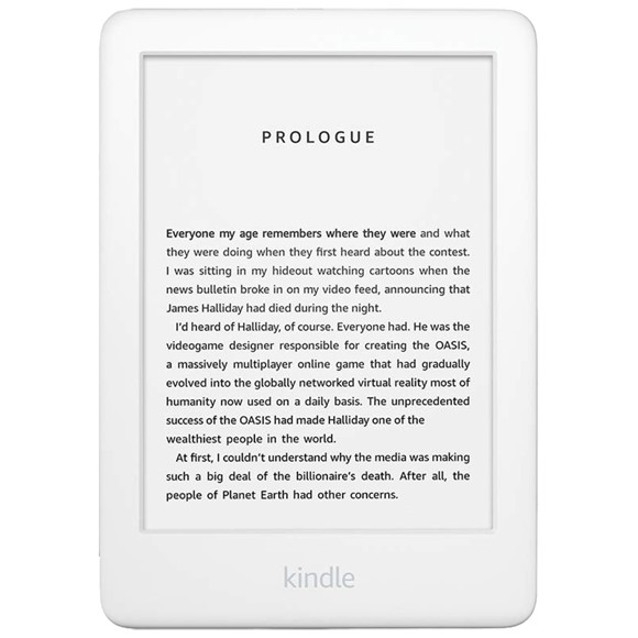 Amazon - Kindle 2019 10th Gen - White