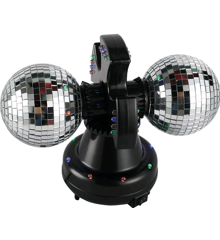 Twin Mirror Ball lamp LED (501114)