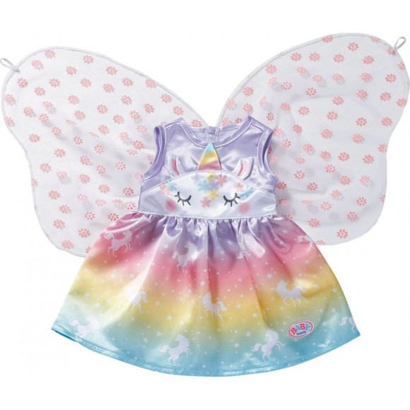 Baby Born - Unicorn Fairy Outfit 43 cm (829301)