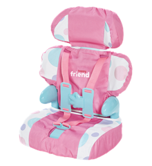 Happy Friend - Doll Car Seat (504390)